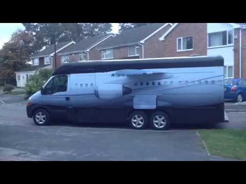 Airbus party bus birmingham
