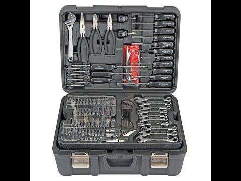 Harbor Freight Pittsburgh Professional 301 Piece M