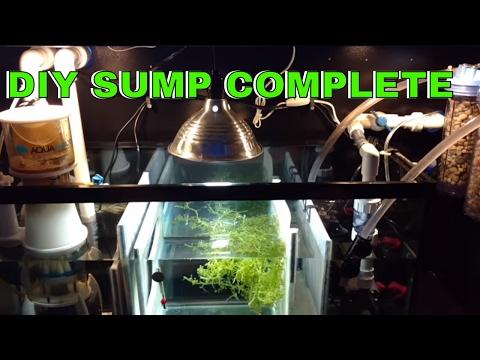 Reef Tank Sump Equipment