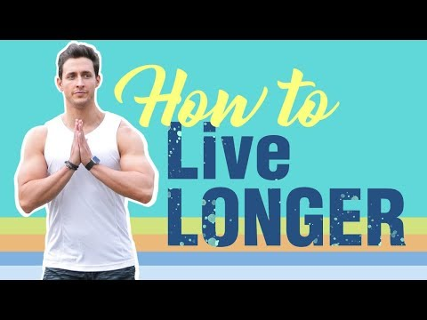 How to Live Longer | Healthy Lifestyle Habits | Doctor Mike