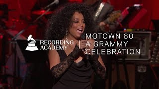 Diana Ross Performs Moving Medley Dedicated To Berry Gordy   Motown 60: A GRAMMY Celebration