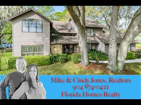 Waterfront houses for sale Fleming Island Fl SOLD! Mike & Cindy Jones, Realtors 904 874-0422
