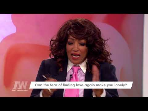 Your Comments - Can the Fear of Finding Love Again Make You Lonely? | Loose Women