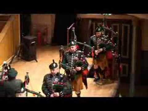 The Band Of The Royal Irish Regiment-Antecedent Marches