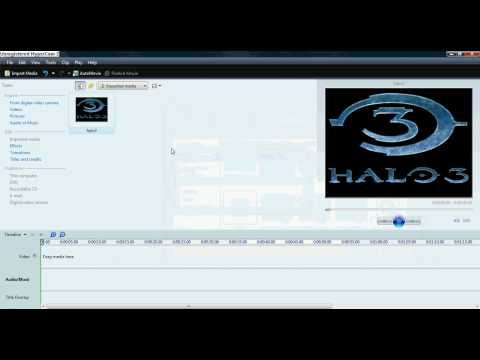 How to make title animation on windows movie maker