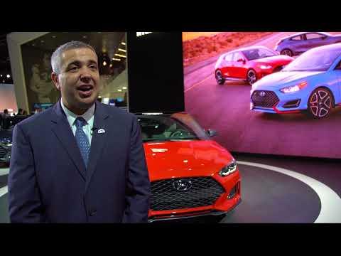 Andrew DiFeo - Hyundai Hope On Wheels Director