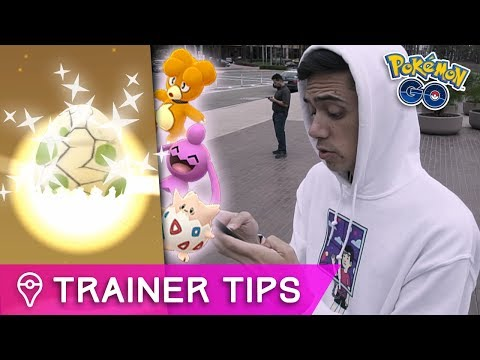 SIX NEW SHINY POKÉMON! | Pokémon GO 2km Easter Egg Event