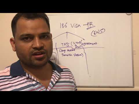 186 Visa | ENS PR visa  -  Direct entry visa , TRTS visa | PR visa australia