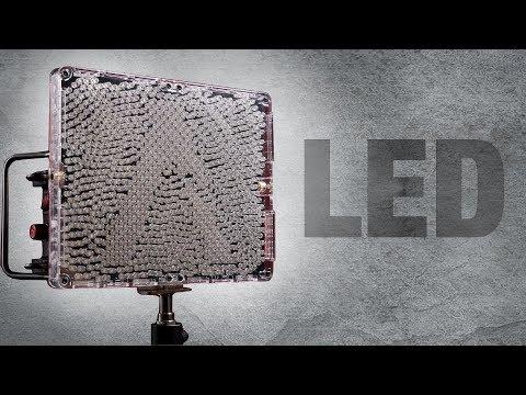 LED Ausleuchtung für Videos & Fotos - Aputure Amaran Tri-8