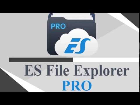 Es File Explorer Pro 1.0.5 Full apk