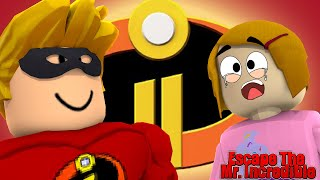 Roblox Escape The Incredibles 2 Obby With Molly!