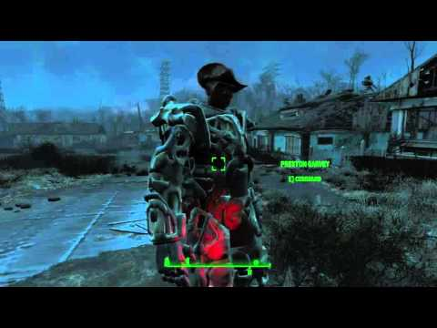 FALLOUT 4: FOLLOWER/COMPANION MAX CARRY CAPACITY