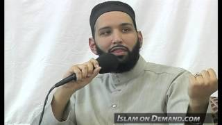 Elders: End the Racism and Allow Your Children to Get Married!! - Omar Suleiman