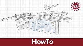K700S Maschinensetup - Felder Group® HowTo