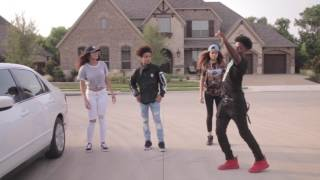 "XXXTentacion x Ski Mask The Slump God ""Off The Wall"" (Official Dance Video) @jeffersonbeats_"