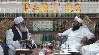 Molana Ilyas Ghumman v/s Saeed Ahmed Asad , Part 02, مولانا الیاس گھمن اور سعید احمد اسعد