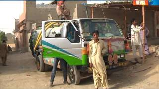 Karachi Water Shortage Report - Sindh TV News