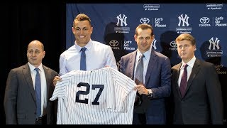 After Giancarlo Stanton trade, New York Yankees have passed Boston Red Sox in AL East