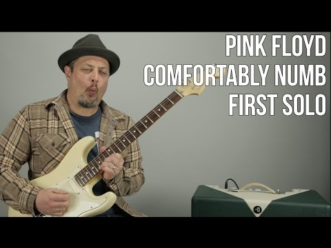 How to Play The First Solo To