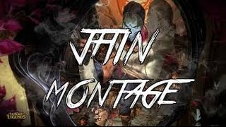 Jhin Ranked Montage || League Of Alae