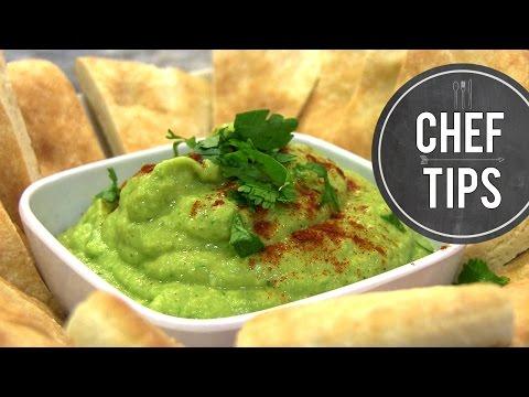 Cilantro Jalapeno Hummus Recipe