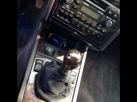 Help needed to find an OEM Volvo 850 T-5R manual shift knob.