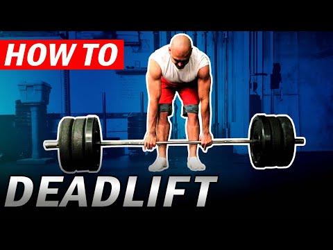 How to do Deadlift the Easy Way (Beginner's Guide)