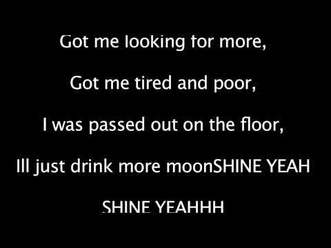 the low life moonshine w/lyrics