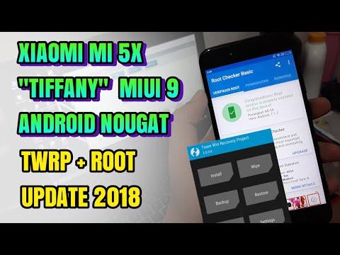 Xiaomi Mi5x (tiffany) Instal Twrp + Root MIUI 9 Android Nougat 7 Latest 2018 (100% Work)