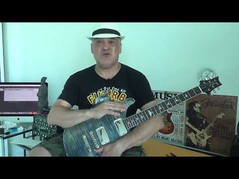 PRS McCarty 594 Restringing, Cleaning and Set up and why it is the best Guitar I have ever played