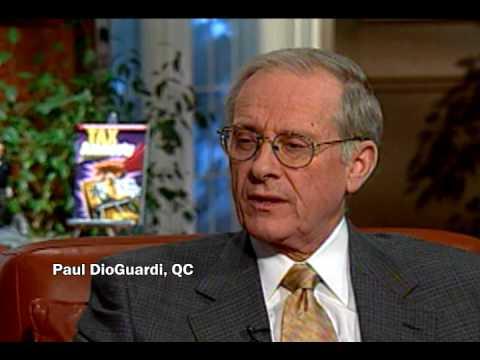 Tax Talk Q&A. Paul DioGuardi on unfiled tax returns