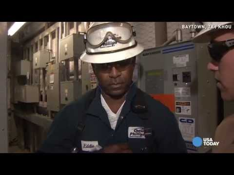 What the jobs are: Process operator