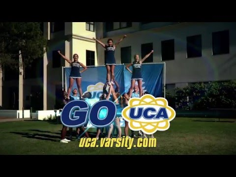 UCA Summer Camp - Stunts & Technique
