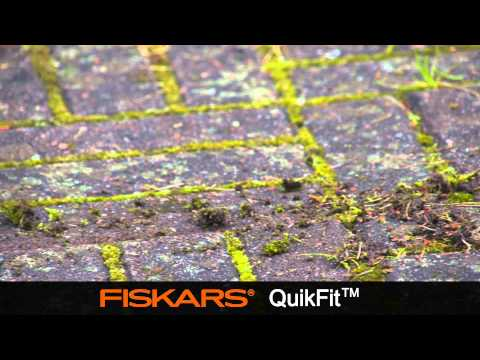Fiskars QuikFit™ Paving Brush 135522