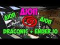 Новый дюп! Draconic Evolution + Ender IO #sponsor 1