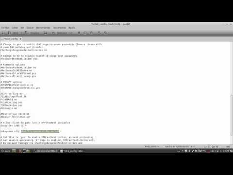 Montar servidor SFTP con OpenSSH en linuxmint + enjaulado de usuario (version sin voz)