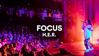 "H.E.R. - ""Focus"" (Live at Sydney Opera House)"