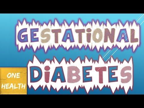 Gestational diabetes - One health