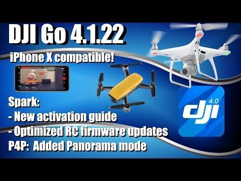 DJI Go 4.1.22