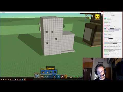 Stonehearth Dev Stream 307: Chris Talks Building (again)