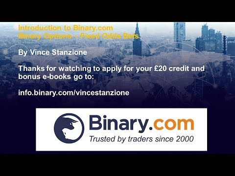 Making Money with Binary Options - Why I use Binary.com