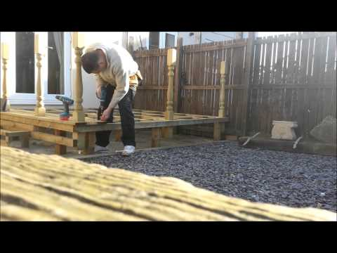 how to do decking
