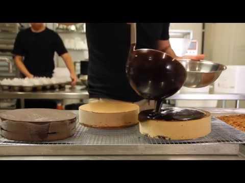 Looma's - Ferrero Rocher Cake Video