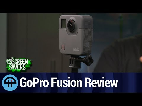 GoPro Fusion 360 Camera Review