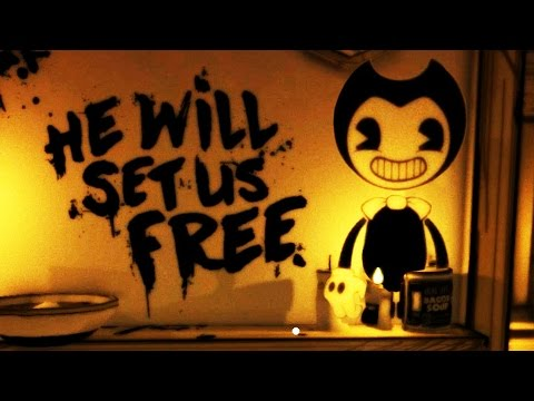 BENDY AND FRIENDS   Bendy And The Ink Machine - Chapter 2