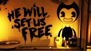 BENDY AND FRIENDS | Bendy And The Ink Machine - Chapter 2