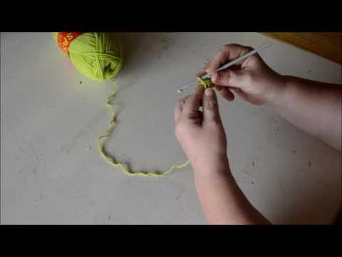 single crochet - Crochet - Tutorial - English