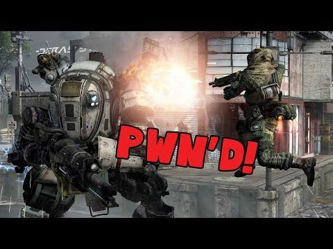 Top 10 Titanfall Frags! - Xbox UK's 'The One' Winner