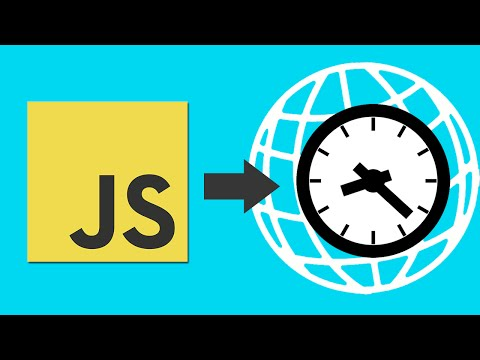 Convert timezone in Javascript
