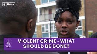 London violent crime: How do we stop the killing?